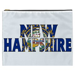 New Hampshire Cosmetic Bag (XXXL)