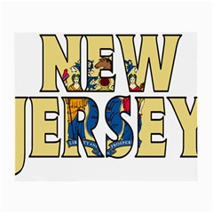 New Jersey Glasses Cloth (Small)