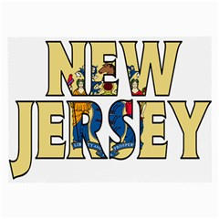 New Jersey Glasses Cloth (Large)