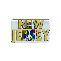 New Jersey Cosmetic Bag (Small)
