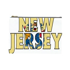 New Jersey Cosmetic Bag (large)