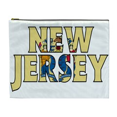 New Jersey Cosmetic Bag (XL)