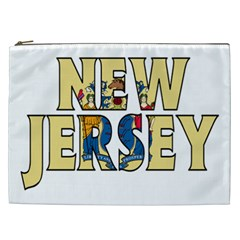 New Jersey Cosmetic Bag (XXL)