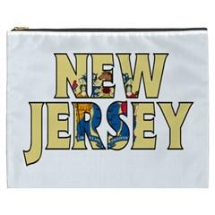 New Jersey Cosmetic Bag (xxxl)