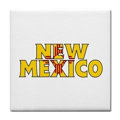 New Mexico Face Towel