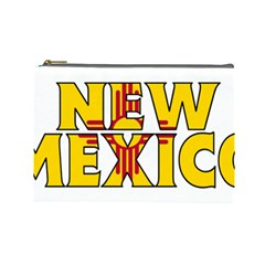 New Mexico Cosmetic Bag (Large)