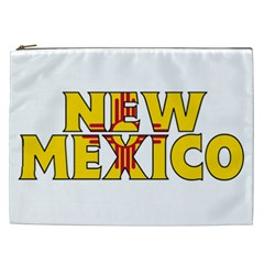New Mexico Cosmetic Bag (xxl)