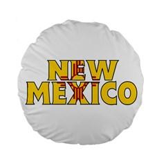 New Mexico 15  Premium Round Cushion