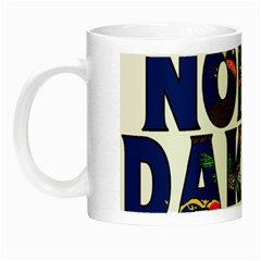 North Dakota Glow in the Dark Mug