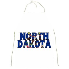 North Dakota Apron