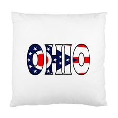 Ohio Cushion Case (One Side)
