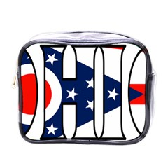 Ohio Mini Travel Toiletry Bag (one Side)