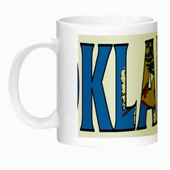 Oklahoma Glow in the Dark Mug