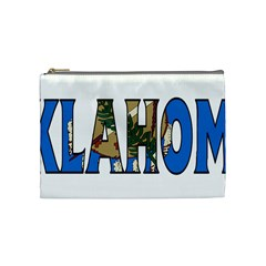 Oklahoma Cosmetic Bag (Medium)