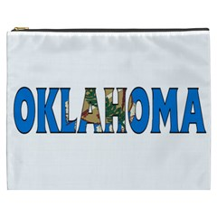 Oklahoma Cosmetic Bag (XXXL)