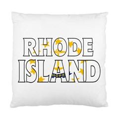 Rhode Island Cushion Case (One Side)