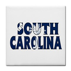 South Carolina Face Towel