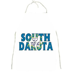 South Dakota Apron