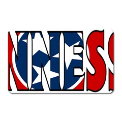 Tennessee Magnet (Rectangular)