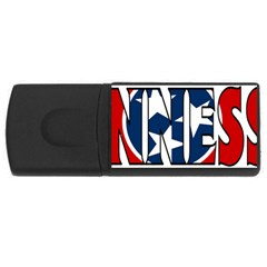 Tennessee 4GB USB Flash Drive (Rectangle)