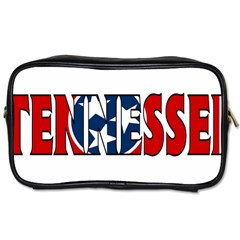 Tennessee Travel Toiletry Bag (One Side)