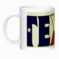 Texas Glow in the Dark Mug
