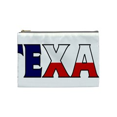 Texas Cosmetic Bag (Medium)