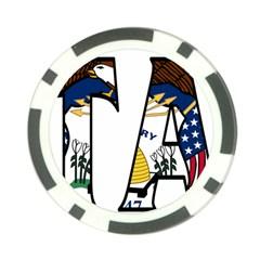 Utah Poker Chip