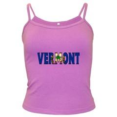 Vermont Spaghetti Top (Colored)