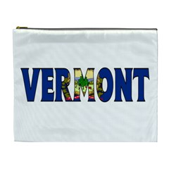 Vermont Cosmetic Bag (XL)