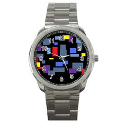 Contempt Sport Metal Watch