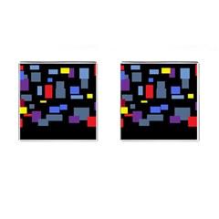 Contempt Cufflinks (square)