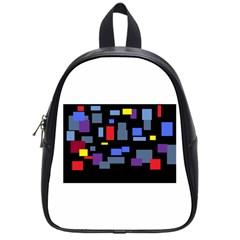 Contempt School Bag (small)