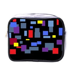 Contempt Mini Travel Toiletry Bag (One Side)