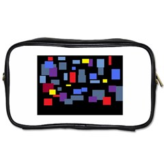 Contempt Travel Toiletry Bag (Two Sides)