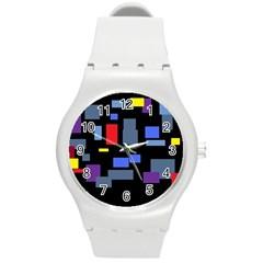 Contempt Plastic Sport Watch (Medium)