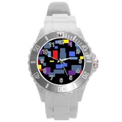 Contempt Plastic Sport Watch (Large)