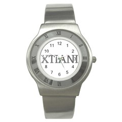 Xtiani Stainless Steel Watch (unisex)