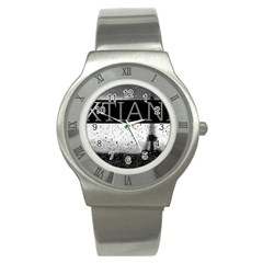 Xtianiparis Stainless Steel Watch (Unisex)