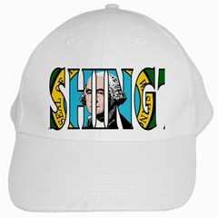 Washington White Baseball Cap