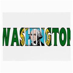Washington Glasses Cloth (large)