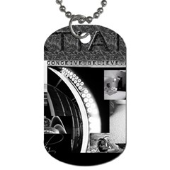 Xtianilogo Dog Tag (Two Sided)