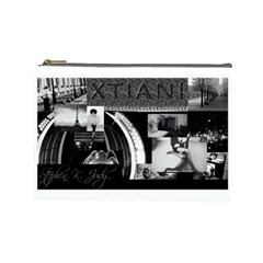 Xtianilogo Cosmetic Bag (Large)