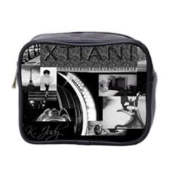 Xtianilogo Mini Travel Toiletry Bag (Two Sides)