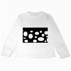 White23 Kids Long Sleeve T-Shirt
