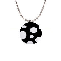 White23 Button Necklace