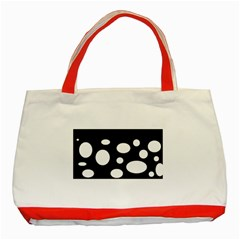 White23 Classic Tote Bag (Red)