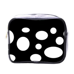White23 Mini Travel Toiletry Bag (One Side)