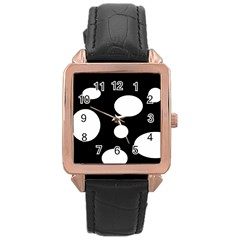 White23 Rose Gold Leather Watch