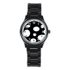 White23 Sport Metal Watch (Black)